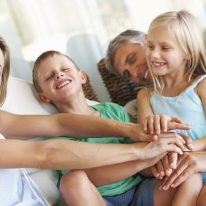 Family-Kids-Home